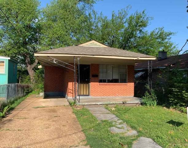 829 Josephine St, Memphis, TN 38114 (#10091776) :: RE/MAX Real Estate Experts