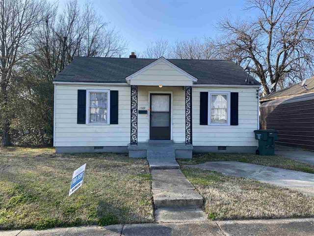 1589 Hanauer St, Memphis, TN 38109 (#10091799) :: The Wallace Group - RE/MAX On Point