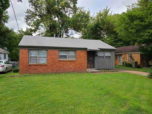3060 Guernsey Ave, Memphis, TN 38112 (#10091983) :: The Wallace Group at Keller Williams