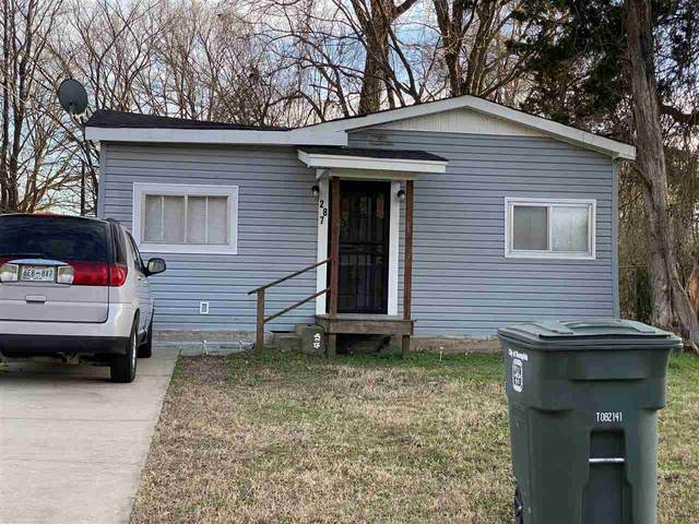 287 George St, Memphis, TN 38109 (#10092015) :: The Wallace Group - RE/MAX On Point