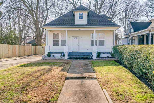 1281 Snowden Ave, Memphis, TN 38107 (#10092037) :: The Home Gurus, Keller Williams Realty