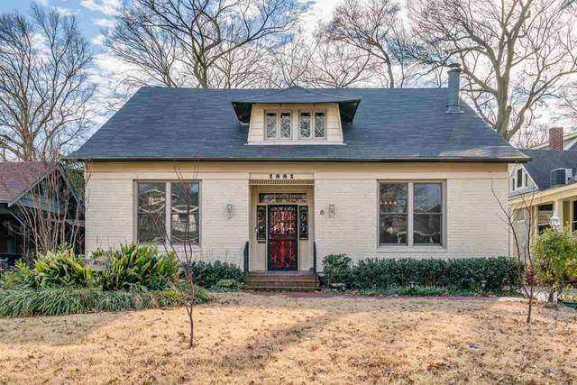 1881 Cowden Ave, Memphis, TN 38104 (MLS #10092058) :: The Justin Lance Team of Keller Williams Realty