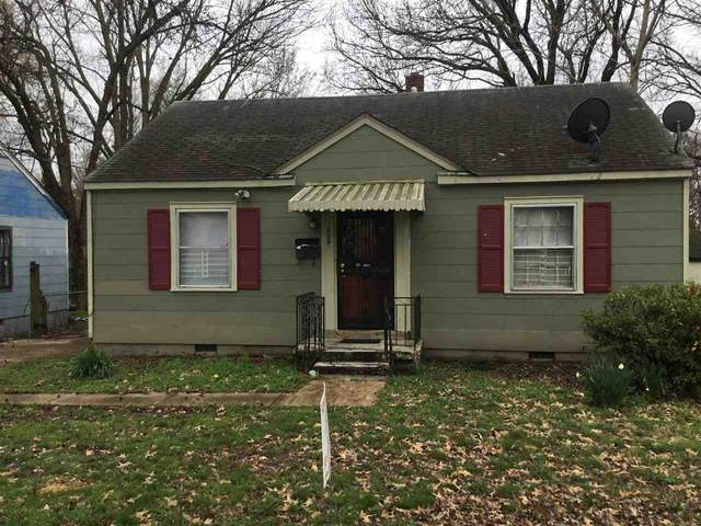 3059 Given Ave, Memphis, TN 38112 (MLS #10092086) :: Gowen Property Group | Keller Williams Realty