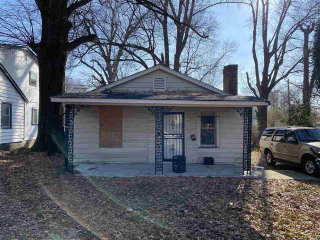 2941 Carrington Rd, Memphis, TN 38114 (#10092174) :: The Melissa Thompson Team