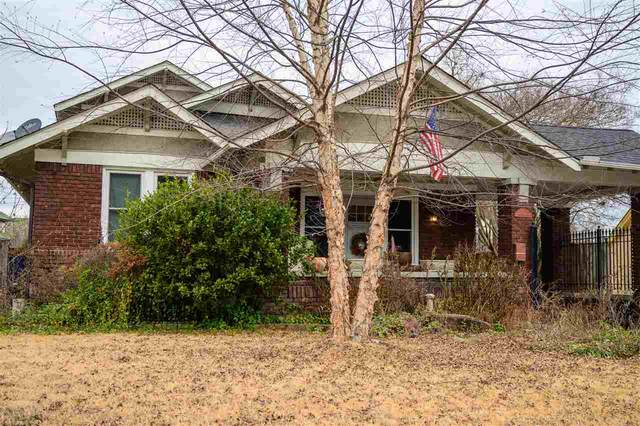 1278 Central Ave, Memphis, TN 38104 (MLS #10092204) :: The Justin Lance Team of Keller Williams Realty