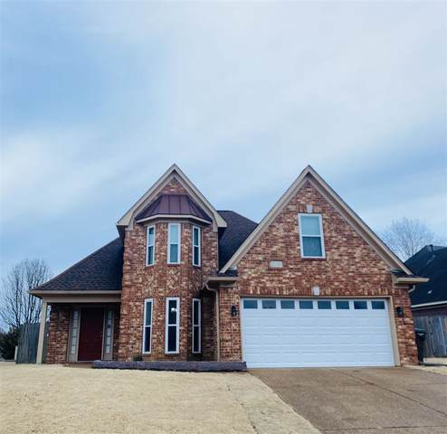 5040 Wolfchase Farms Pky, Bartlett, TN 38002 (MLS #10092210) :: The Justin Lance Team of Keller Williams Realty