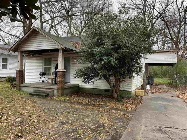 805 Brower St, Memphis, TN 38111 (#10092227) :: The Melissa Thompson Team