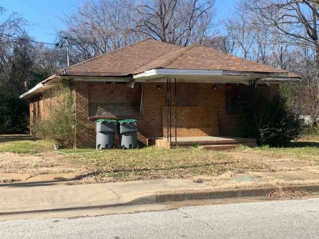 1917 Farrington St, Memphis, TN 38109 (#10092231) :: The Home Gurus, Keller Williams Realty