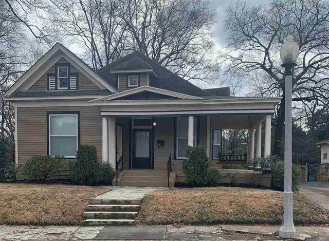 1869 Peabody Ave, Memphis, TN 38104 (#10092257) :: The Wallace Group - RE/MAX On Point