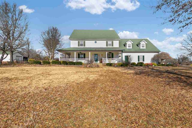 2060 Fritton Spur Rd, Middleton, TN 38052 (#10092330) :: The Wallace Group - RE/MAX On Point