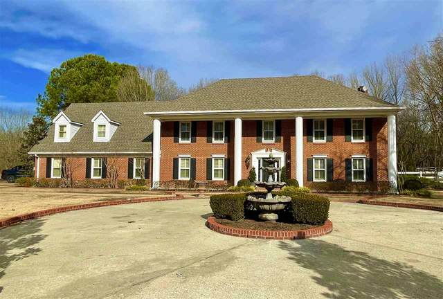 9894 Holly Grove Rd, Unincorporated, TN 38018 (#10092333) :: Area C. Mays | KAIZEN Realty