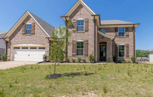 45 Cole Creek Ln, Oakland, TN 38060 (#10092369) :: The Wallace Group at Keller Williams