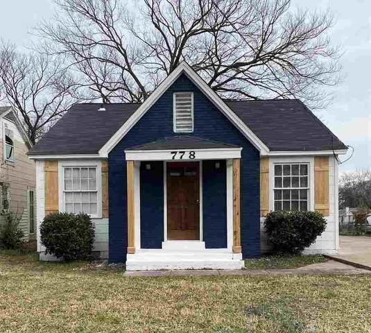 778 N Merton St, Memphis, TN 38112 (MLS #10092465) :: Gowen Property Group | Keller Williams Realty