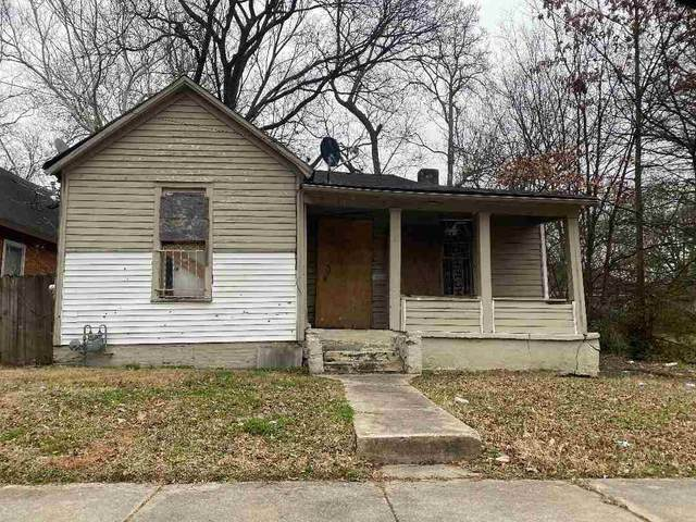 964 Seattle St, Memphis, TN 38114 (#10092504) :: The Wallace Group - RE/MAX On Point