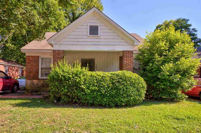 2393 Douglass Ave, Memphis, TN 38114 (#10092526) :: RE/MAX Real Estate Experts