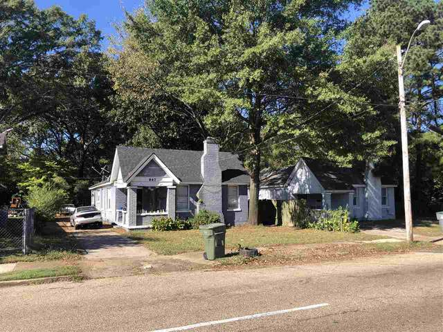947 N Highland St, Memphis, TN 38122 (#10092538) :: The Melissa Thompson Team