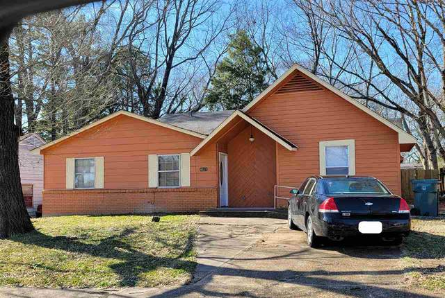 4307 Gladstone St, Memphis, TN 38128 (#10092607) :: The Wallace Group at Keller Williams