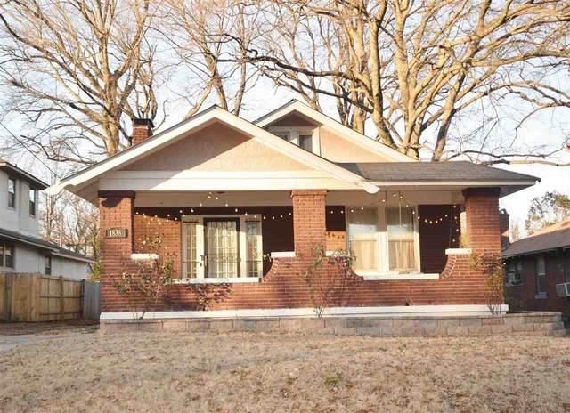 1838 Evelyn Ave, Memphis, TN 38114 (#10092610) :: The Melissa Thompson Team