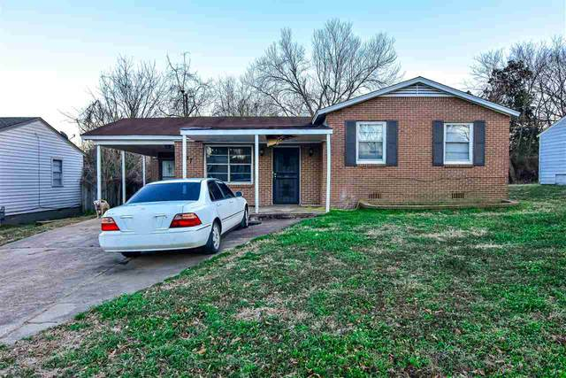 897 Pawnee Ave, Memphis, TN 38109 (#10092619) :: The Wallace Group at Keller Williams