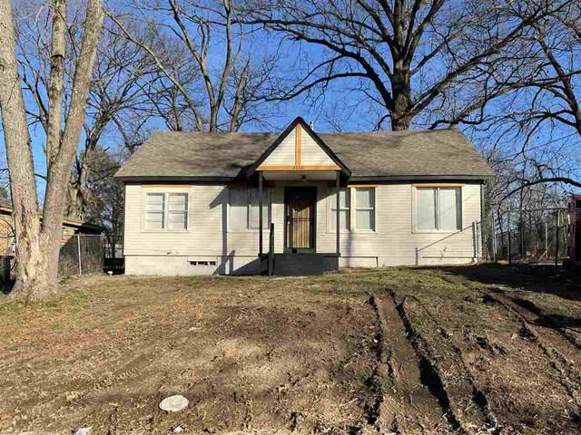3110 Sunrise St, Memphis, TN 38127 (#10092663) :: The Melissa Thompson Team