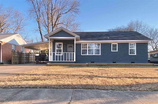 3927 Berkshire Ave, Memphis, TN 38108 (#10092713) :: J Hunter Realty
