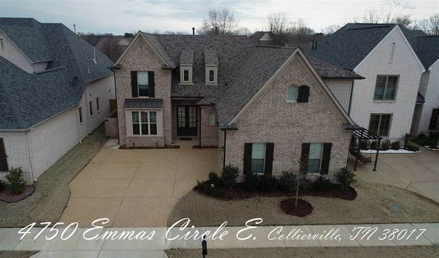 4750 Emmas Cir E, Collierville, TN 38017 (#10092775) :: The Melissa Thompson Team