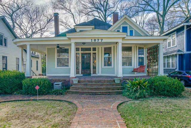 1877 Cowden Ave, Memphis, TN 38104 (#10092858) :: The Wallace Group at Keller Williams
