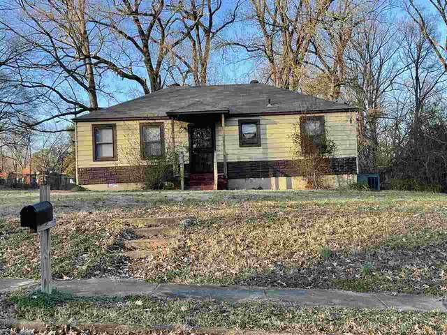 2258 Hillside Ave, Memphis, TN 38127 (#10092898) :: The Melissa Thompson Team