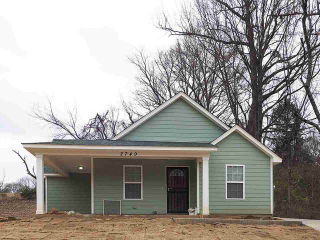 2749 Overton Crossing St, Memphis, TN 38127 (#10092955) :: The Wallace Group at Keller Williams