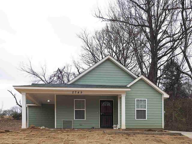 2749 Overton Crossing St, Memphis, TN 38127 (MLS #10092955) :: Gowen Property Group | Keller Williams Realty