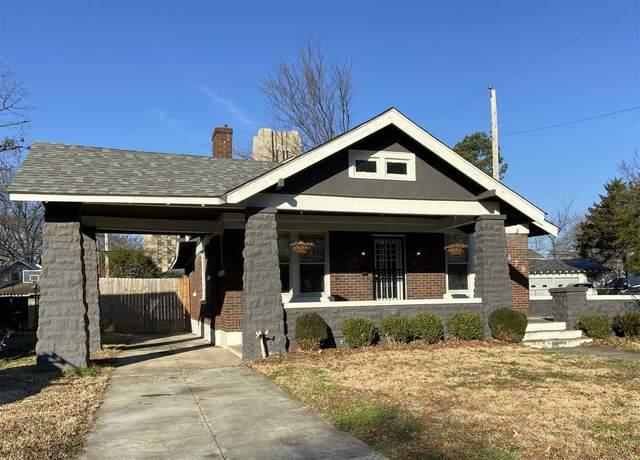 479 N Mcneil St, Memphis, TN 38112 (MLS #10092956) :: Gowen Property Group | Keller Williams Realty