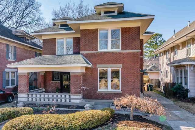 295 N Mcneil St, Memphis, TN 38112 (MLS #10093011) :: Gowen Property Group | Keller Williams Realty