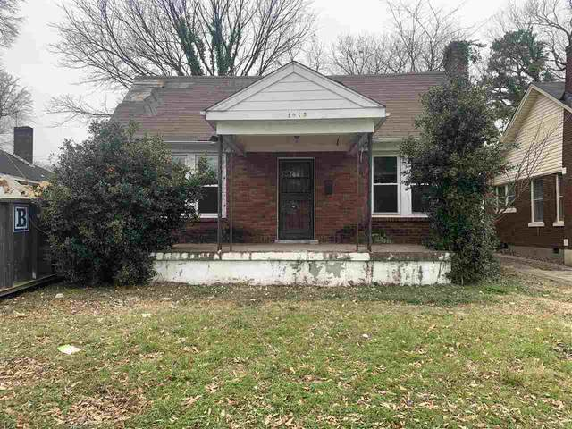 1015 N Willett St, Memphis, TN 38107 (#10093015) :: RE/MAX Real Estate Experts