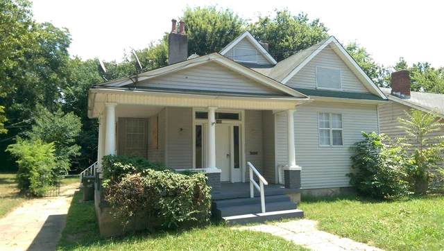 1050 Cummings St, Memphis, TN 38106 (#10093040) :: The Melissa Thompson Team