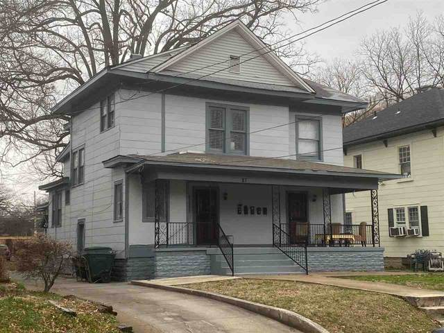 27 S Barksdale St, Memphis, TN 38104 (#10093070) :: The Wallace Group - RE/MAX On Point
