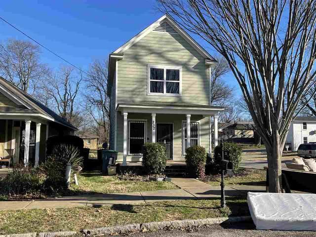232 Keel Ave, Memphis, TN 38107 (#10093080) :: The Melissa Thompson Team