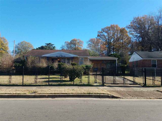 3584 Millard Dr, Memphis, TN 38109 (MLS #10093105) :: Gowen Property Group | Keller Williams Realty