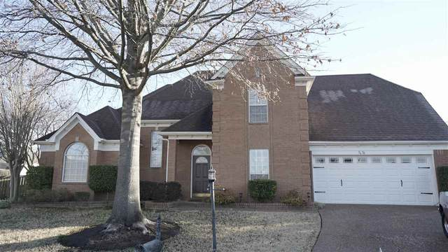 7678 Mineral Crest Cir N, Unincorporated, TN 38125 (#10093143) :: Area C. Mays | KAIZEN Realty