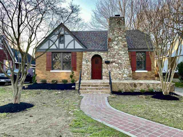 699 Dickinson St, Memphis, TN 38107 (#10093169) :: RE/MAX Real Estate Experts