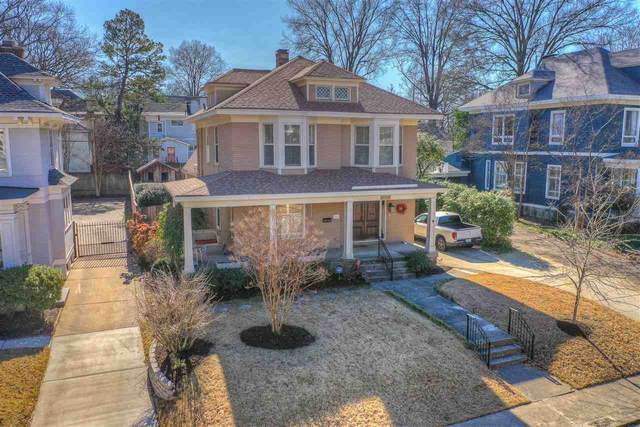 1361 Carr Ave, Memphis, TN 38104 (#10093193) :: The Wallace Group at Keller Williams