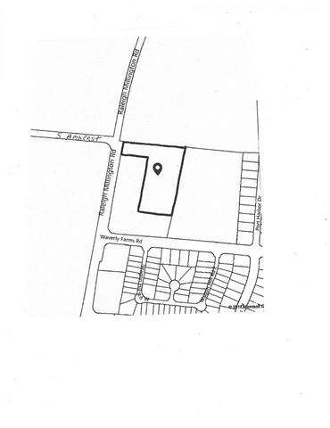 0 Raleigh Millington Rd, Unincorporated, TN 38053 (#10093313) :: J Hunter Realty