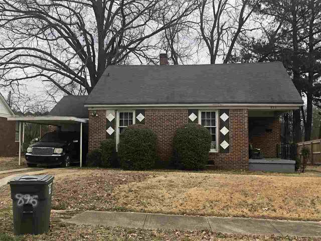 896 Parkhaven Ln, Memphis, TN 38111 (#10093383) :: RE/MAX Real Estate Experts