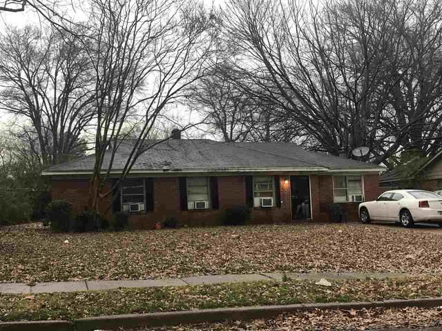 1384 Haywood Ave, Memphis, TN 38127 (#10093388) :: Area C. Mays | KAIZEN Realty