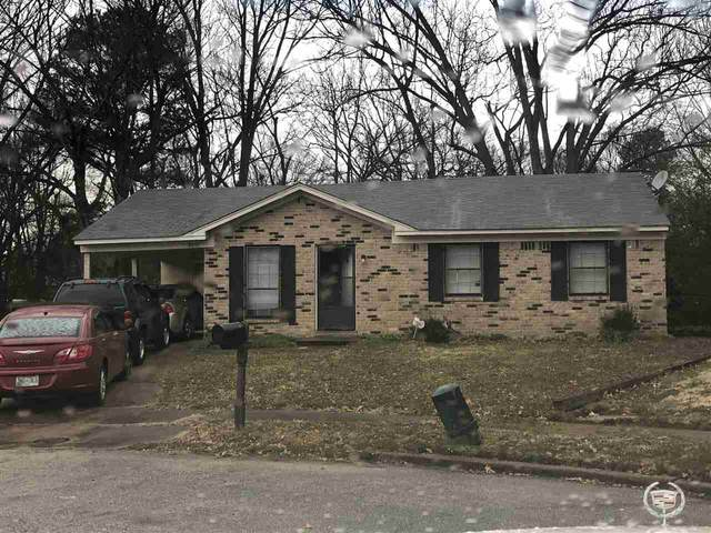 3071 Selinda Cv, Memphis, TN 38127 (#10093396) :: The Wallace Group - RE/MAX On Point