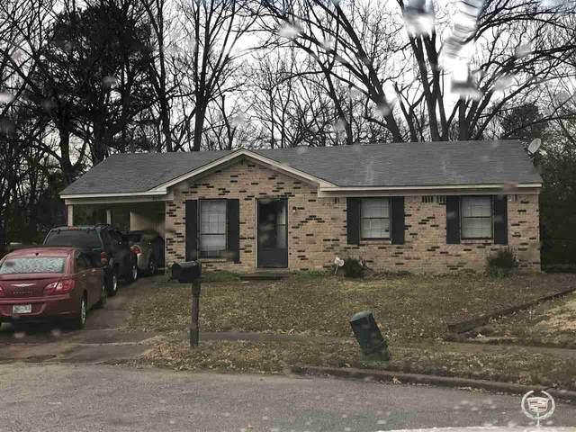 3071 Selinda Cv, Memphis, TN 38127 (#10093396) :: The Melissa Thompson Team