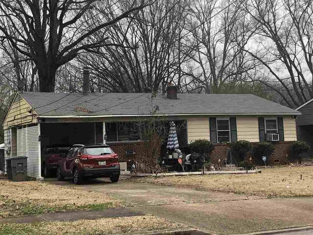 3563 England St, Memphis, TN 38127 (MLS #10093400) :: Gowen Property Group | Keller Williams Realty
