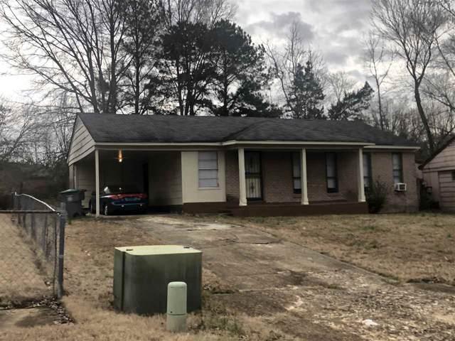3710 Dorado Cv, Memphis, TN 38128 (MLS #10093401) :: Gowen Property Group | Keller Williams Realty