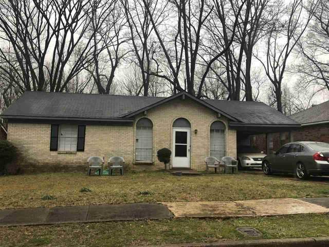 4059 Haliburton St, Memphis, TN 38128 (MLS #10093403) :: Gowen Property Group   Keller Williams Realty