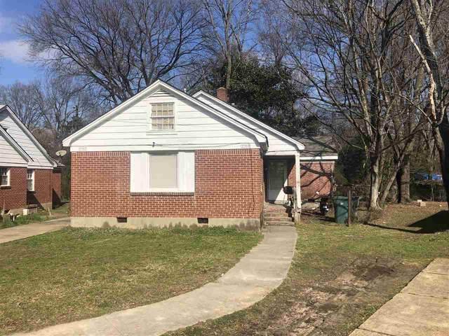 2142 Henry Cir, Memphis, TN 38112 (#10093406) :: RE/MAX Real Estate Experts