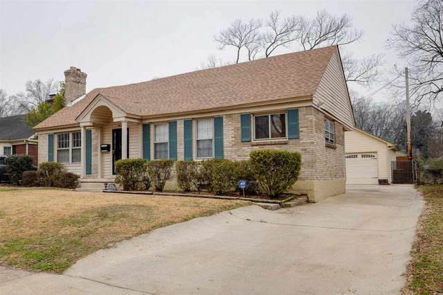 11 N Alicia Dr, Memphis, TN 38112 (#10093426) :: The Wallace Group - RE/MAX On Point